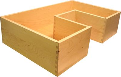 Sized sink drawer u