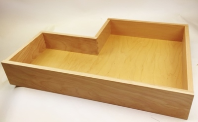 Sized large l drawer 2