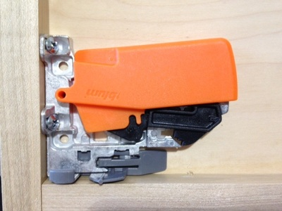 Sized standard blum device2