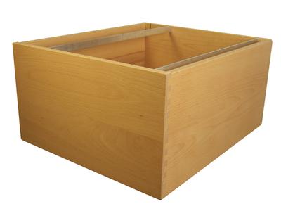 Sized file drawer